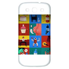 The Oxford Dictionary Illustrated Samsung Galaxy S3 S Iii Classic Hardshell Back Case