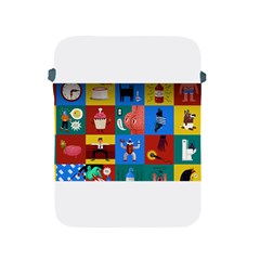 The Oxford Dictionary Illustrated Apple Ipad 2/3/4 Protective Soft Cases