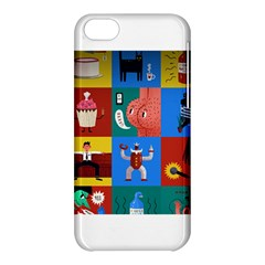 The Oxford Dictionary Illustrated Apple Iphone 5c Hardshell Case