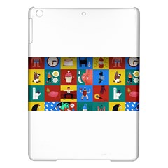 The Oxford Dictionary Illustrated Ipad Air Hardshell Cases