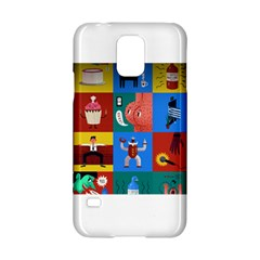 The Oxford Dictionary Illustrated Samsung Galaxy S5 Hardshell Case