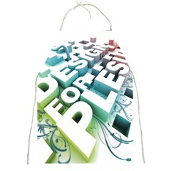 Design For Plesure Full Print Aprons