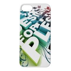 Design For Plesure Apple Iphone 5s/ Se Hardshell Case