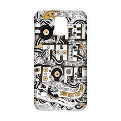 Foster The People Creative Typography Samsung Galaxy S5 Hardshell Case