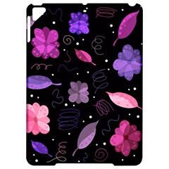 Purple and pink flowers  Apple iPad Pro 9.7   Hardshell Case