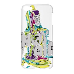 Hot Air Typography Apple Ipod Touch 5 Hardshell Case