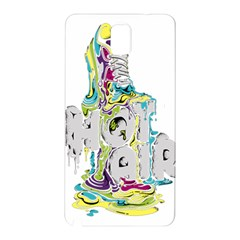 Hot Air Typography Samsung Galaxy Note 3 N9005 Hardshell Back Case