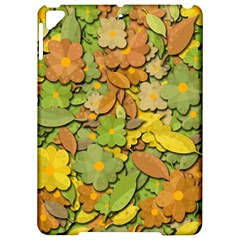 Autumn flowers Apple iPad Pro 9.7   Hardshell Case