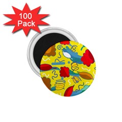Weather 1.75  Magnets (100 pack)
