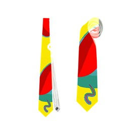 Weather Neckties (One Side)