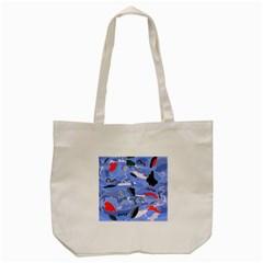 Sea Tote Bag (Cream)