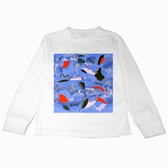 Sea Kids Long Sleeve T-Shirts