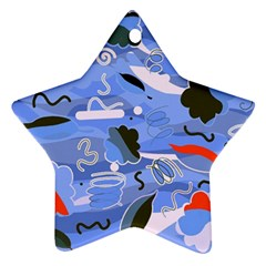 Sea Star Ornament (Two Sides)