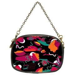 Colorful abstract art  Chain Purses (Two Sides)