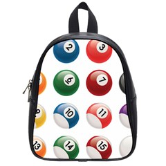 Billiards School Bags (Small)