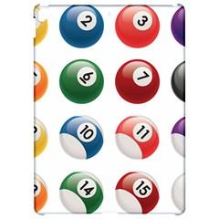 Billiards Apple iPad Pro 12.9   Hardshell Case
