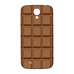 Chocolate Samsung Galaxy S4 I9500/i9505  Hardshell Back Case
