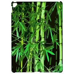 Bamboo Pattern Tree Apple Ipad Pro 12 9   Hardshell Case