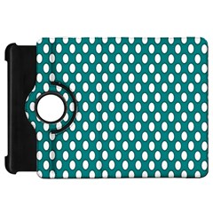Circular Pattern Blue White Kindle Fire Hd 7