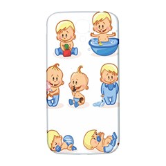 Cute Baby Picture Funny Samsung Galaxy S4 I9500/i9505  Hardshell Back Case