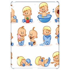 Cute Baby Picture Funny Apple Ipad Pro 12 9   Hardshell Case