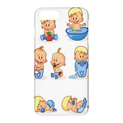 Cute Baby Picture Funny Apple Iphone 7 Plus Hardshell Case