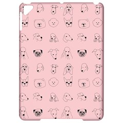 Dog Pink Apple iPad Pro 9.7   Hardshell Case