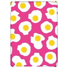 Fried Egg Apple Ipad Pro 12 9   Hardshell Case