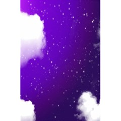 Purple Cloud 5 5  X 8 5  Notebooks