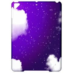 Purple Cloud Apple Ipad Pro 9 7   Hardshell Case