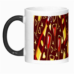 Wine Glass Drink Party Morph Mugs