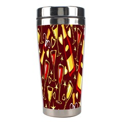Wine Glass Drink Party Stainless Steel Travel Tumblers