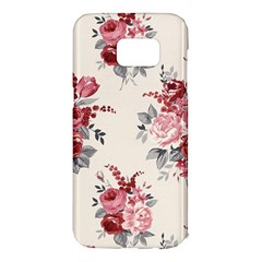 Rose Beauty Flora Samsung Galaxy S7 Edge Hardshell Case