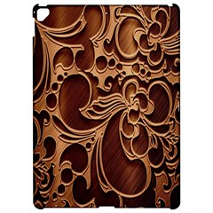 Tekstura Twigs Chocolate Color Apple Ipad Pro 12 9   Hardshell Case