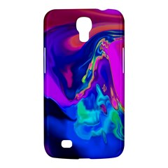 The Perfect Wave Pink Blue Red Cyan Samsung Galaxy Mega 6 3  I9200 Hardshell Case