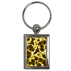 Abstract Pattern Key Chains (rectangle)