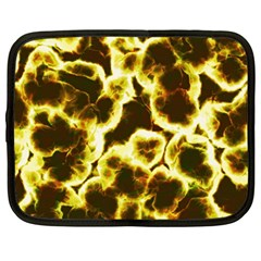 Abstract Pattern Netbook Case (large)
