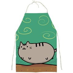 Fat Cat Full Print Aprons