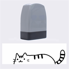 Fat Cat Name Stamps