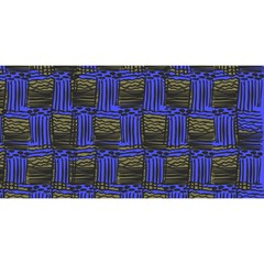 Basket Weave You Are Invited 3d Greeting Card (8x4)