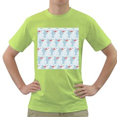Christmas Wrapping Papers Green T Shirt