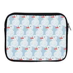 Christmas Wrapping Papers Apple Ipad 2/3/4 Zipper Cases