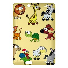 Group Of Animals Graphic Amazon Kindle Fire Hd (2013) Hardshell Case