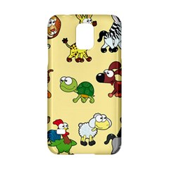 Group Of Animals Graphic Samsung Galaxy S5 Hardshell Case
