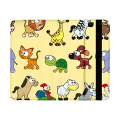Group Of Animals Graphic Samsung Galaxy Tab Pro 8 4  Flip Case