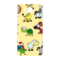 Group Of Animals Graphic Samsung Galaxy Alpha Hardshell Back Case
