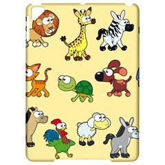 Group Of Animals Graphic Apple Ipad Pro 9 7   Hardshell Case