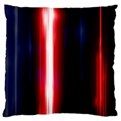 Lights Pattern Large Cushion Case (two Sides)