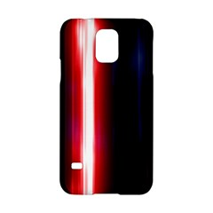 Lights Pattern Samsung Galaxy S5 Hardshell Case