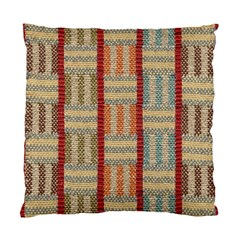 Fabric Pattern Standard Cushion Case (two Sides)